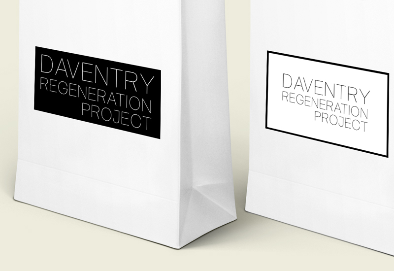 commercial property brochure branding