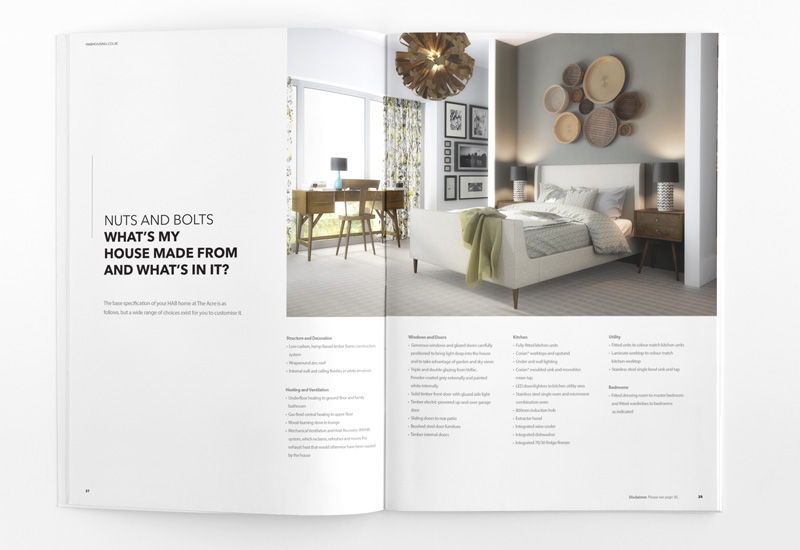 A4 Property Brochure HAB Interior